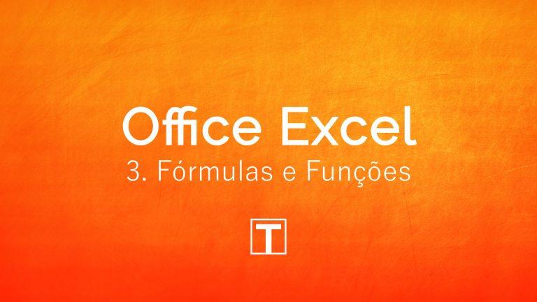 Fórmulas e Funções no Excel