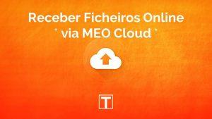 MEO Cloud: Upload2Me