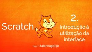 Scratch: 2. Alterar actores e o palco