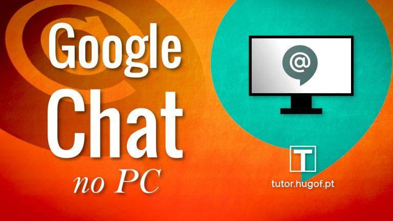 google chat para PC