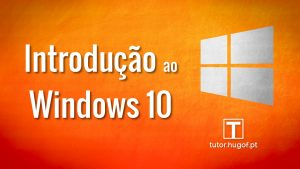 introdução ao windows 10