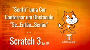 scratch 3-10 obstáculos, alterar traje, criar ator