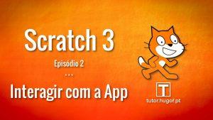 scratch 3-2 interagir com a app